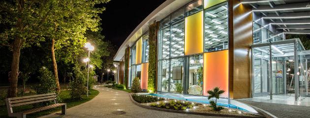 Флората в конкурса Сграда на годината 2015
