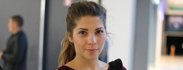 Завърнали се младежи: Кристиана Лазарова