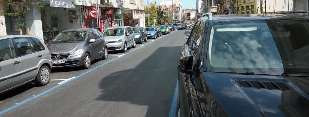 Културни войни: 1. Градска среда (Защо ул. Фердинандова трябва да бъде паркинг)