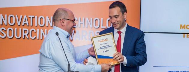 Динамичното развитие на технологичността на Бургас