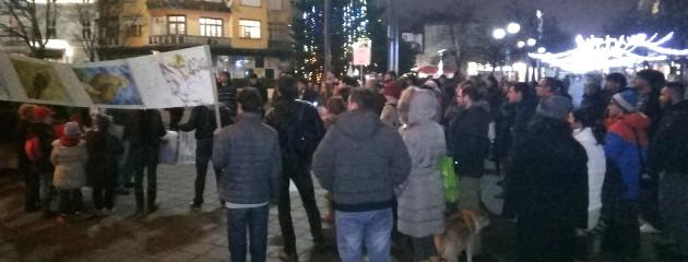 За тъжните протести на Бургас