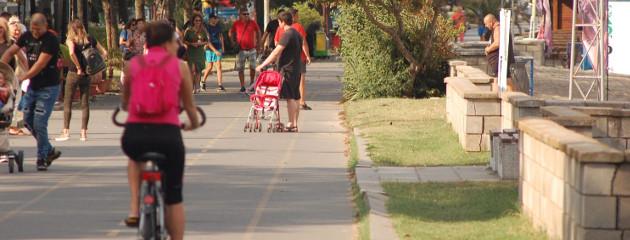 Правила за движение на велосипедистите в Бургас (септември 2018 г.)
