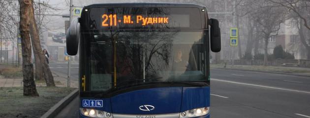 Градският транспорт на Бургас е загубил голям процент от пътниците си за последните 10 години