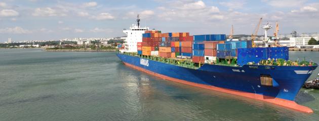 12% ръст на контейнерите в БМФ Порт Бургас през 2020 година