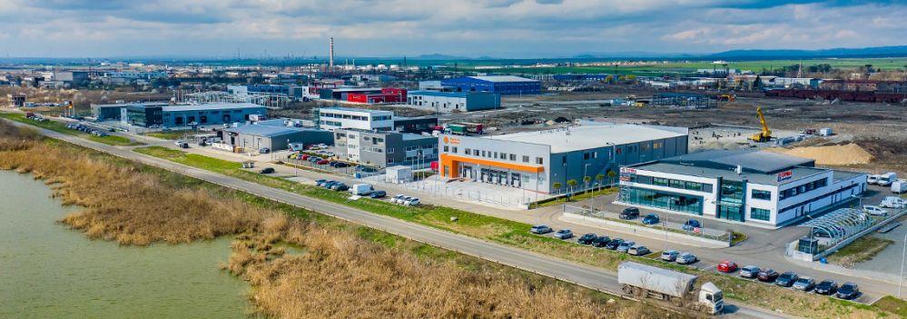 Индустриални зони Бургас
