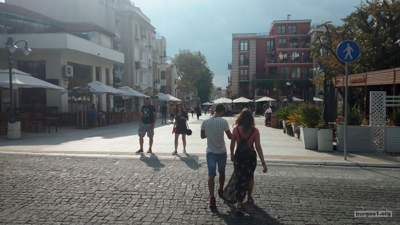 Правила за движение на велосипедисти в Бургас