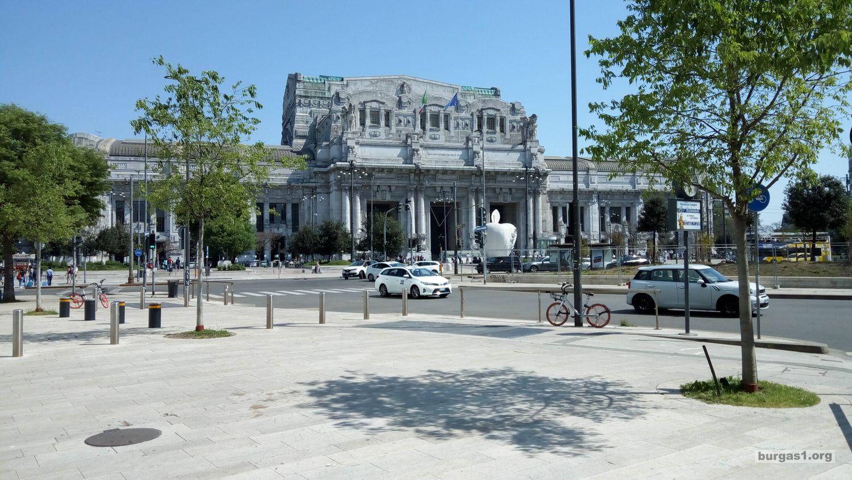 Пътеводител Бергамо и Милано