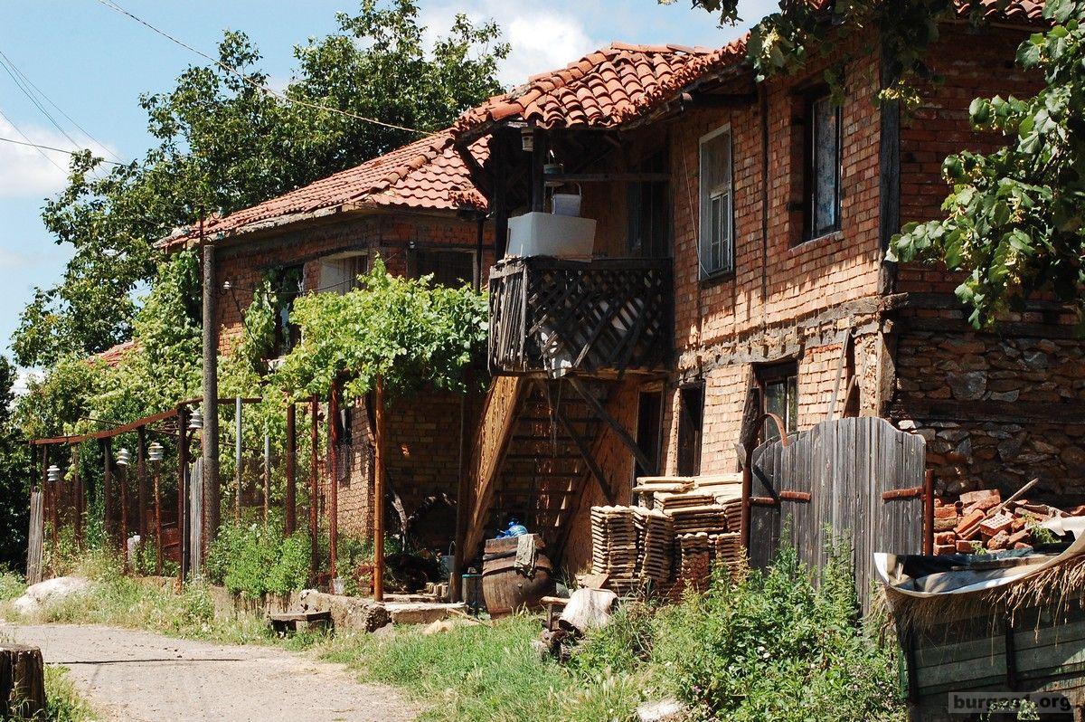 Бургас-Зидарожо-Младежко с велосипед