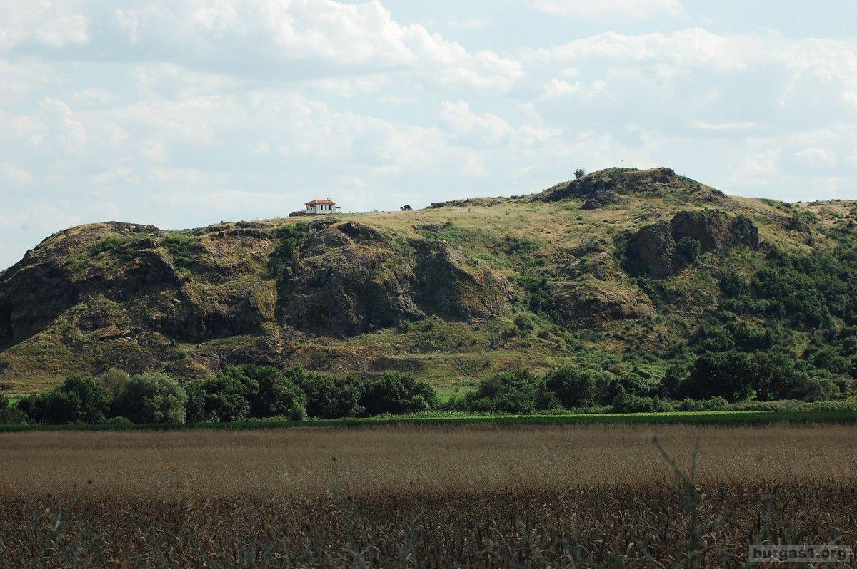 Бургас - крепост Русокастро
