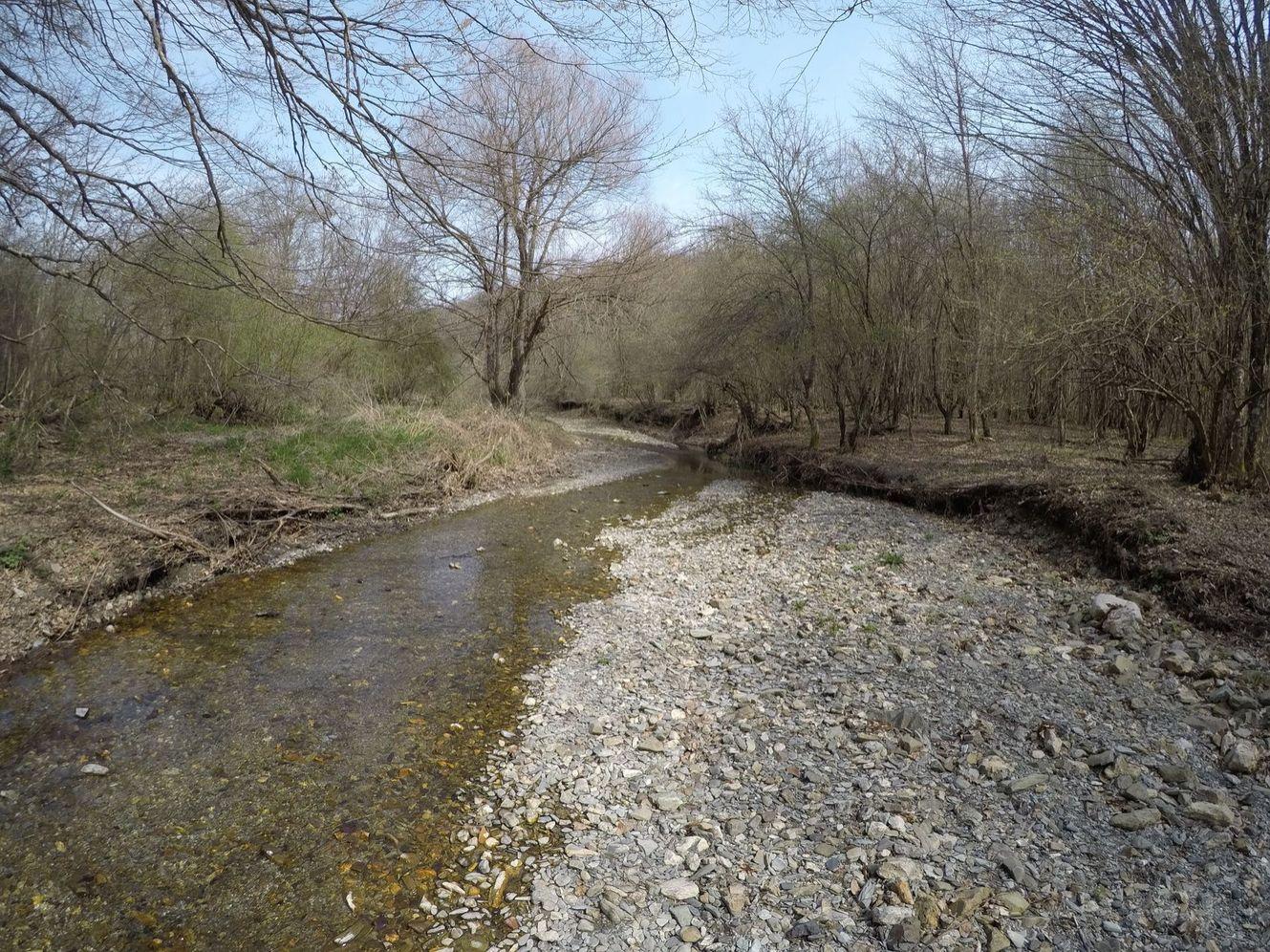 Бяла вода - река Младежка