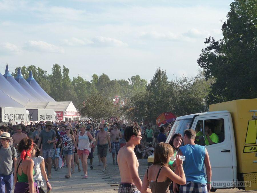 Sziget 2012