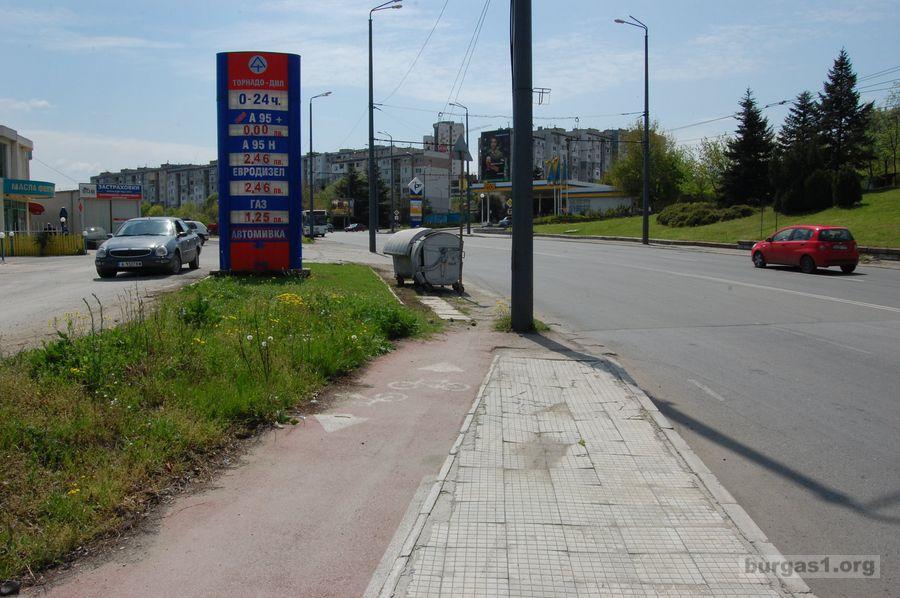 велосипед Бургас